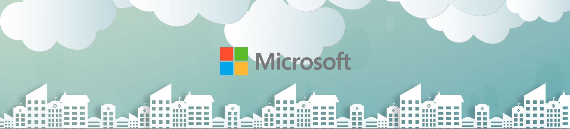 Resultado de imagen para Microsoftbanner png
