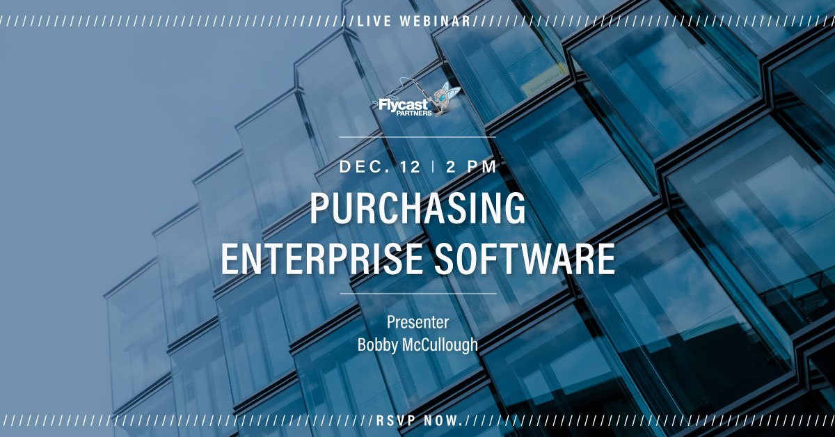 Purchasing Enterprise Software