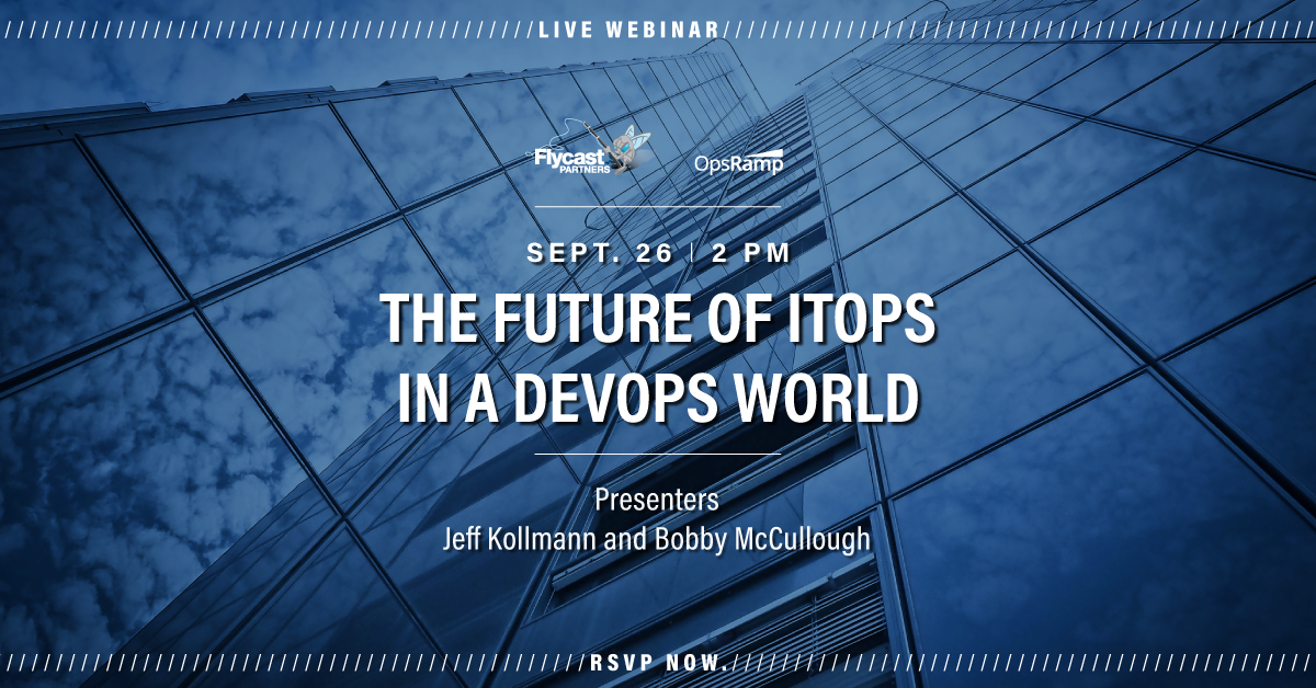 The Future of ITOps in a DevOps World