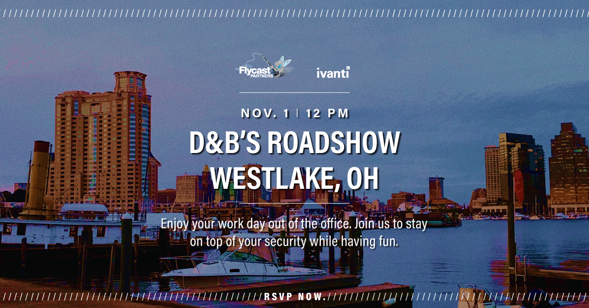 2019 Dave & Buster's Roadshow in Westlake, OH on November 1st at 12 PM