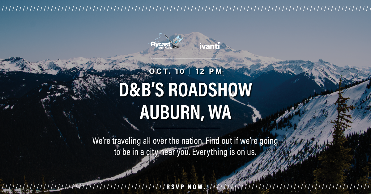 2019 Dave & Buster's Roadshow in Auburn, WA on October 10th at 12 PM