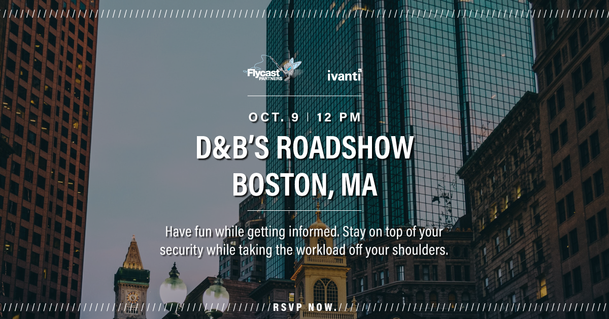 2019 Dave & Buster's Roadshow on October 9th at 12 PM