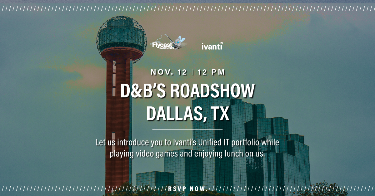 2019 Dave & Buster's Roadshow in Dallas, Texas on November 12th at 12 PM