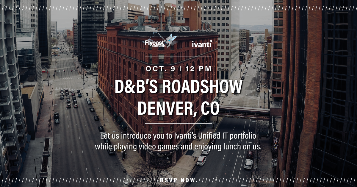 2019 Dave & Buster's Roadshow in Denver, CO at 12 PM