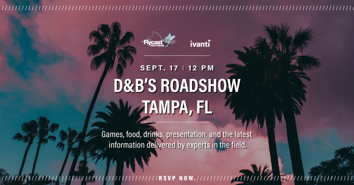 2019 Dave & Buster's Roadshow in Tampa, FL on September 17th at 12 PM
