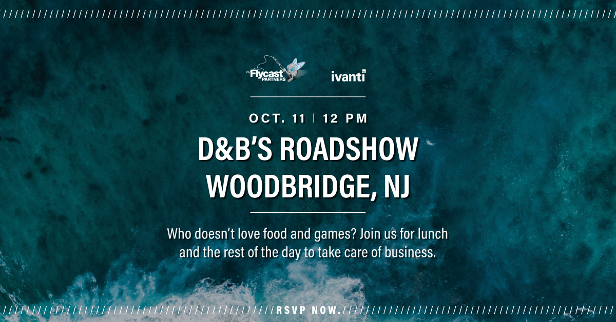2019 Dave & Buster's Roadshow in Woodbridge, NJ on October 11th at 12 PM