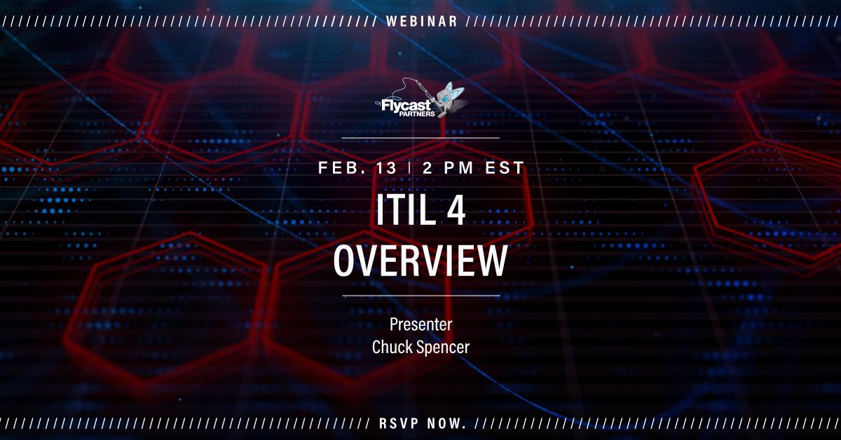 ITIL 4 Webinar