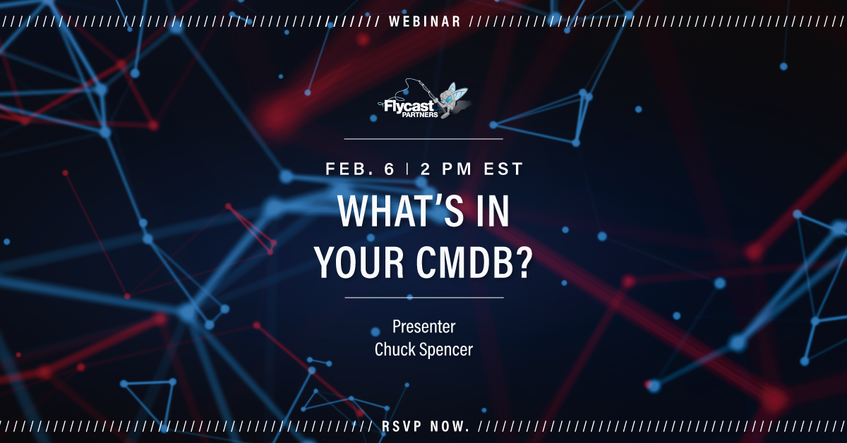 What's In Your CMDB? Webinar