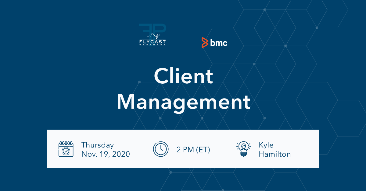BMC Software Client Management